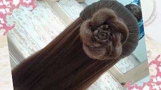 Un Peinado Facil Y Bonito Great Perfect Nuevo Peinados Sencillos