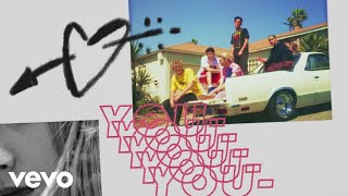 PRETTYMUCH - Summer on You (Lyric Video)