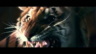 Sundal Roy as Tiger Woman in Nissan Infiniti Q50 TV Commercial
