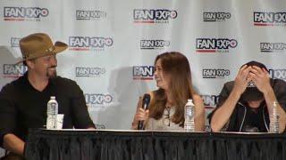 Smallville Full Panel 2019 Reunion - Kristin Kreuk, Tom Welling, Michael Rosenbaum