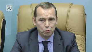 На брифинге Вадим Шумков рассказал, кто у него на особом прицеле