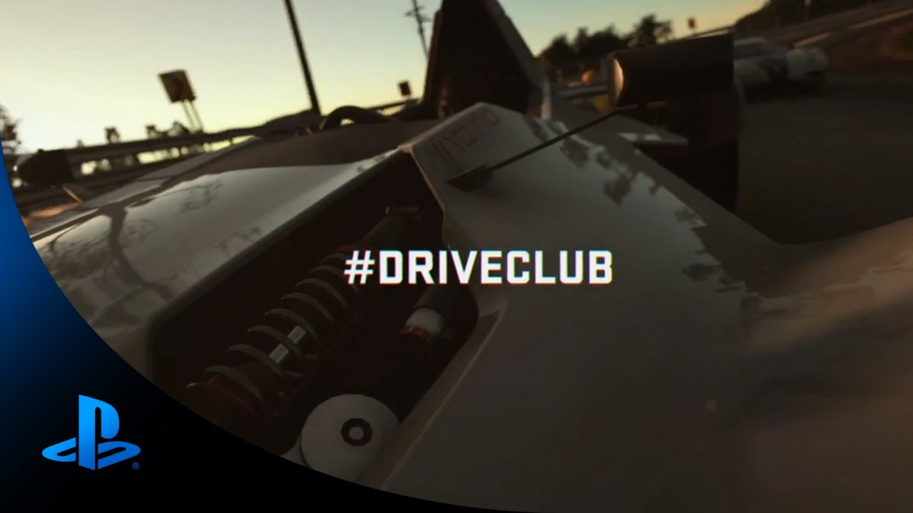 Racing Evolves on PlayStation 4 with Driveclub