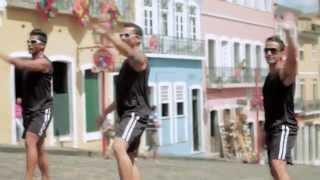 FILHOS DE JORGE - ZIRIGUIDUM REMIX DJ BALDOMERO  (CLIPE OFICIAL) Yiri Yiri boum