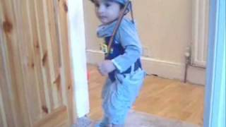 Abu Bakar's Video Montage June 2010 (14 months old)