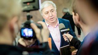 Репортаж с премии «Шансон Года-2017» в Кремле (RUSONG TV)