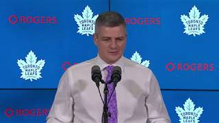 Maple Leafs Post Game - November 30, 2019