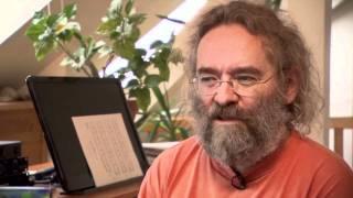 Melodyne inventor Peter Neubäcker (film portrait)