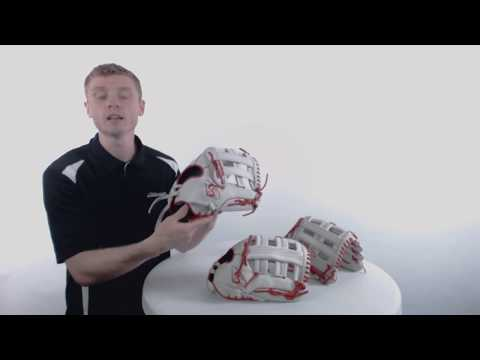Louisville Slugger TPS Slow Pitch Softball Gloves