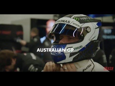 Australia F1 GP 2018 Race Report