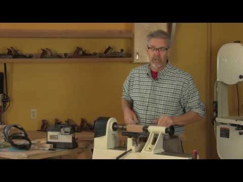 Woodturning Tip Sharpening Gouges