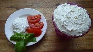 Türkischer Joghurt selbst gemacht-Yogurt- Süzme yogurt