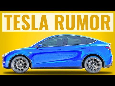 Rumor: Tesla Model Y to Surprise Everyone