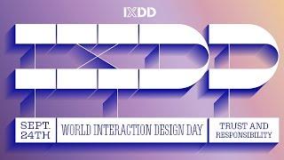 World Interaction Design Day (IxDD) 2019 Highlights | Adobe Creative Cloud