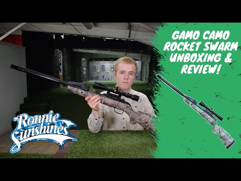 Gamo Swarm Rocket Air Rifle