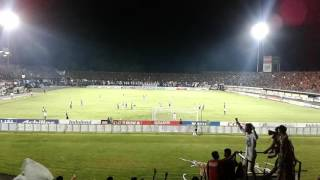 Bali United Vs Arema Cronus Pinalti Fadil Sausu
