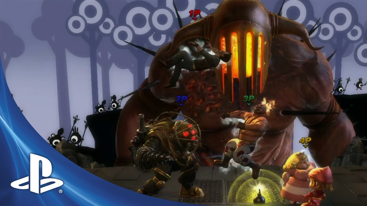 PlayStation All-Stars Battle Royale Expands: PS Vita, Drake, Big Daddy
