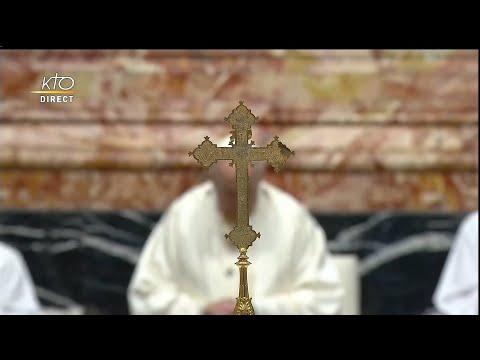 Messe de la fête du Saint-Sacrement, présidée par le pape François