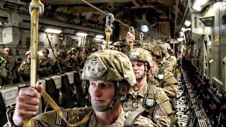 82nd Airborne Over Fort Bragg