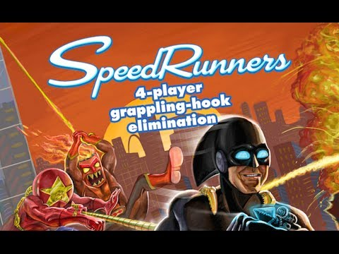 SpeedRunners Gameplay Trailer thumbnail