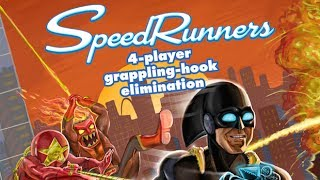 Picture of a game: Speedrunners