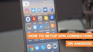 Gambar cover How to setup VPN connection on Android
