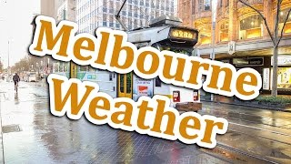 VLOG | Melbourne Weather | Learn Australian English | Australian Weather
