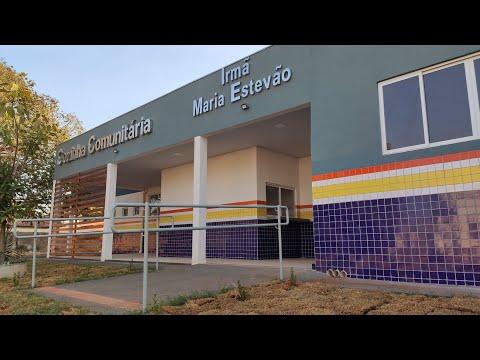 Prefeita Eliene Liberato reinaugura Cozinha Comunitária Irmã Maria Estevão
