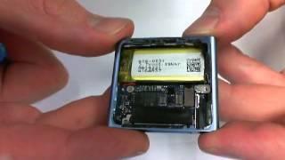 IPod Nano 6 Power Switch Repair  Make It Click