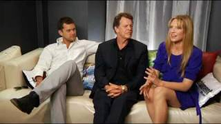 Interview de Joshua Jackson, Anna Torv et John Noble - Comic Con 2010