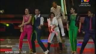 ABPBH 2009 - LIVE  - Fanatik , Kini dan Awas