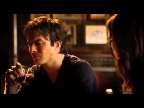 Vampire Diaries Season 6 E8  Elena Coming To Damon Back