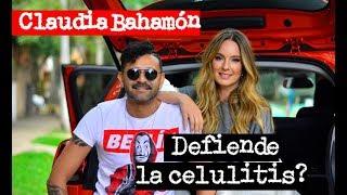 Claudia Bahamón: ¿Defiende la celulitis?, Autostar Tv 2, capítulo 4