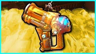 Overwatch - MEI'S GOLD WALL (My First Golden Gun)