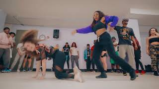 "Jeremih Ft. Ty Dollar $ign ""The Light"" Choreography"