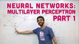 10.4: Neural Networks: Multilayer Perceptron Part 1 - The Nature of Code