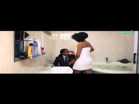 Yvonne Nelson Plays Seduction In Bathroom - Nigerian Ghana Movie