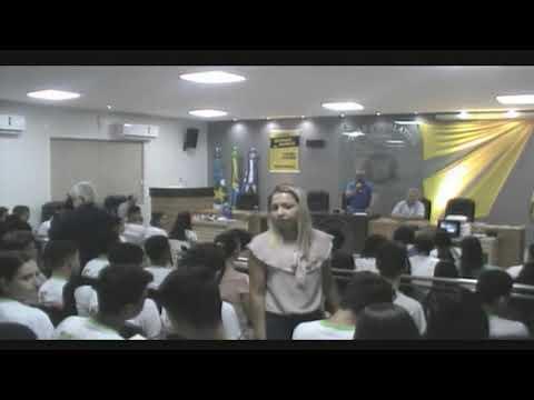Palestra Setembro Amarelo - Alunos IFMT e Antônio Ferreira Sobrinho