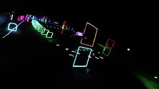 FPV Drone Chasing - AZ Night Tracks