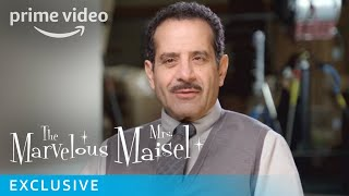 The Marvelous Mrs. Maisel – Behind the Scenes   Prime Video