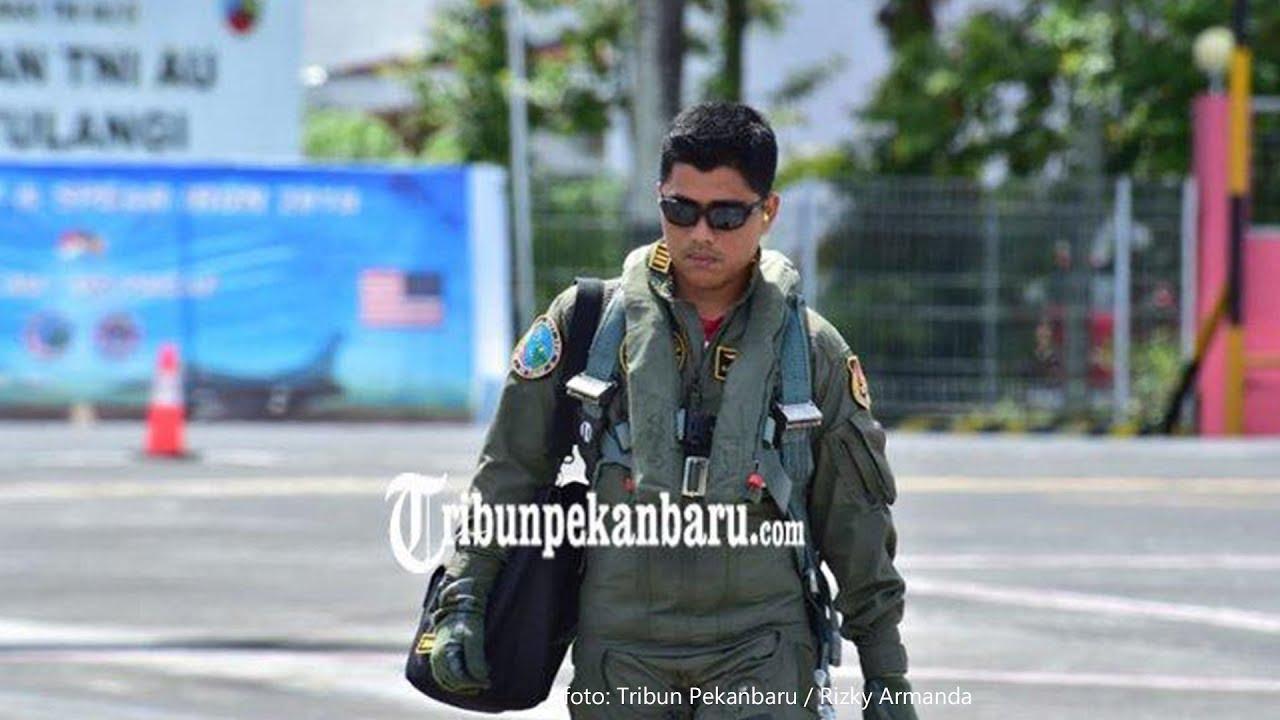 Sosok Pilot TNI AU yang Berhasil Menurunkan Paksa Pesawat Asing yang Masuk Wilayah NKRI