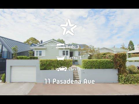 11 Pasadena Avenue, Pt Chevalier