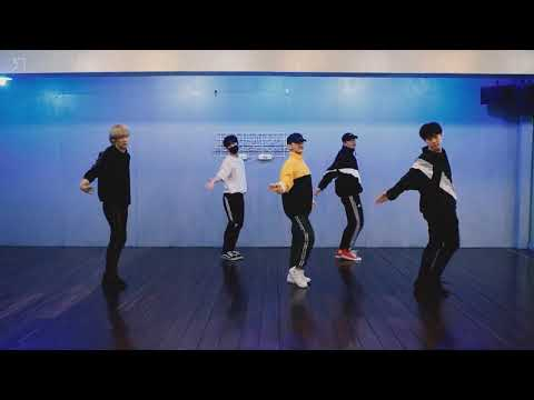 Roh Taehyun - LOVE LOCK [DANCE PRACTICE + MIRRORED + SLOW 100%]