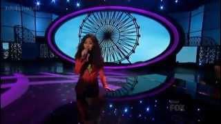 Jessica Sanchez - I'll Be There - American Idol Season 11 - Hernan Salamat.flv