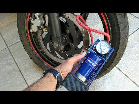 Bomba de ar simples é capaz de encher pneu de veículos?