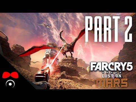 KRÁLOVNIČKA!   Far Cry 5: Lost on Mars #2