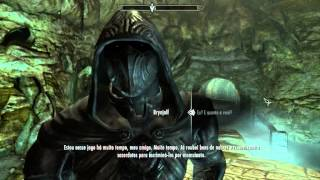 Skyrim - Sendo Nightingale e matando Mercer Frey