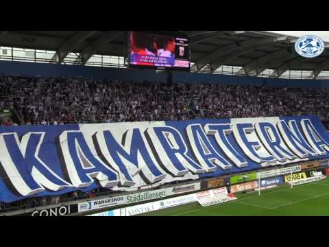 IFK-IFE 2017   KAMRATERNA   TIFO