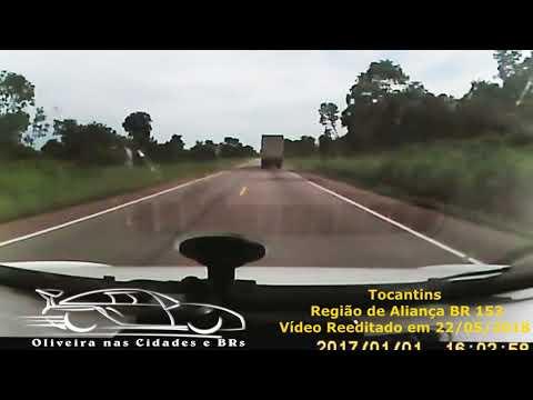 Passeio Pelo Tocantins Região  de Aliança de Tocantins BR 153