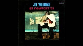 Wayfaring Stranger  JOE WILLIAMS