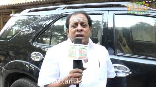 Singamuthu at Adhu Vera Idhu Vera Team Interview